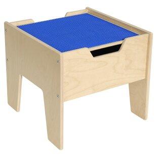 Charmant Older Kids Lego Table | Wayfair