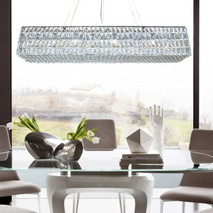 LightUpMyHome Baker 8-Light Kitchen Island Pendant