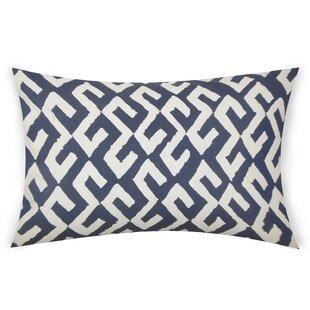 Cynthia 100% Cotton Lumbar Pillow