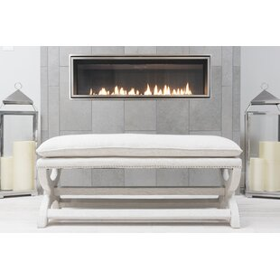 Darby Home Co Wentworth bench