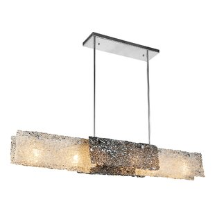 Orren Ellis Gwendolyn 6-Light Kitchen Island Pendant