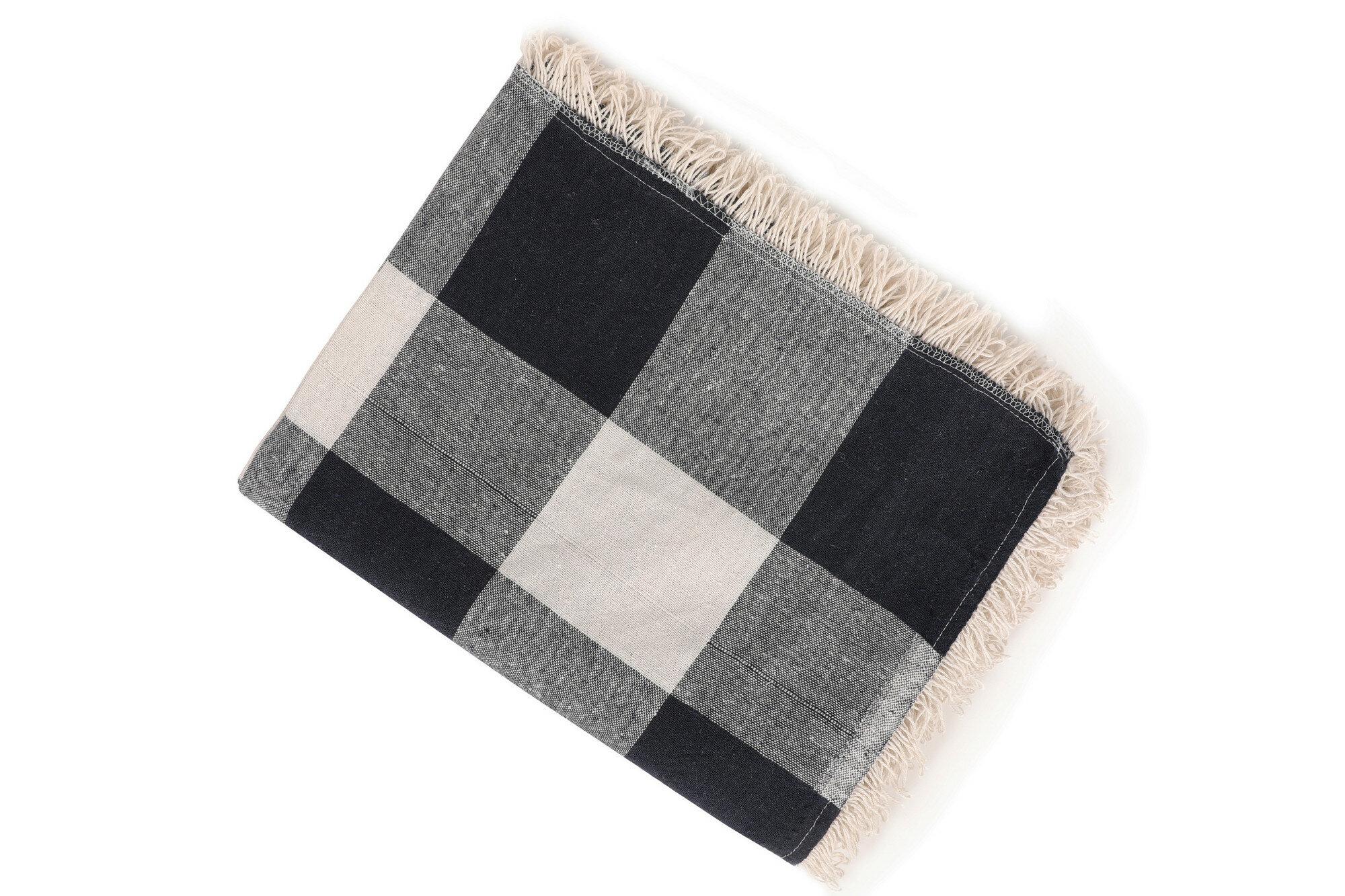 Foundry Select Seng Lightweight Cotton Blanket Wayfair