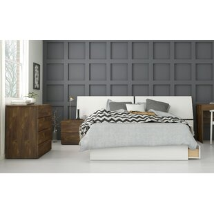 Baer Platform 4 Piece Bedroom Set by Union Rustic