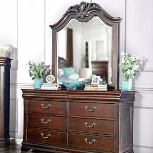 Waltham 6 Drawer Double Dresser