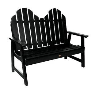 Classic Westport Plastic Garden Bench