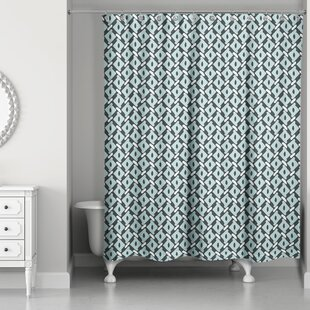 Gatsby Single Shower Curtain
