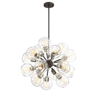 Brayden Studio Anglin 18-Light Chandelier