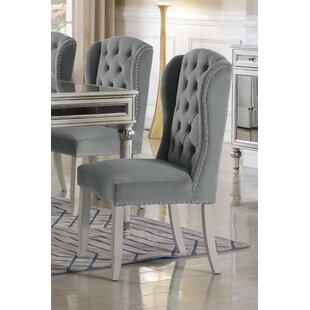 Boucher Wingback Dining Chair (Set of 2)