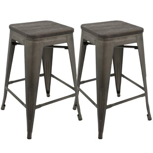 Claremont Bar & Counter Stool (Set of 2) by Trent Austin Design