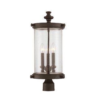 Blythewood 3-Light Lantern Head By Three Posts Outdoor Lighting