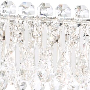 Sarella 8-Light Crystal Chandelier by Sch..