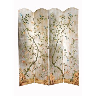 Chelsea House Yin 4 Panel Room Divider