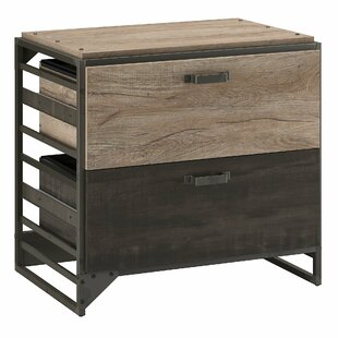 Rosemarie 2 Drawer Lateral Filing Cabinet