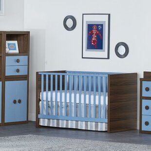Sierra Ridge Terra Standard Crib by Little Seeds