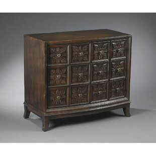 Armes 3 Drawer Accent Chest