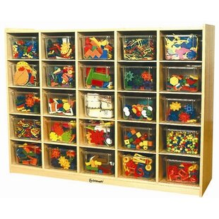 Shopping for 25 Compartment Cubby ByA+ Child Supply