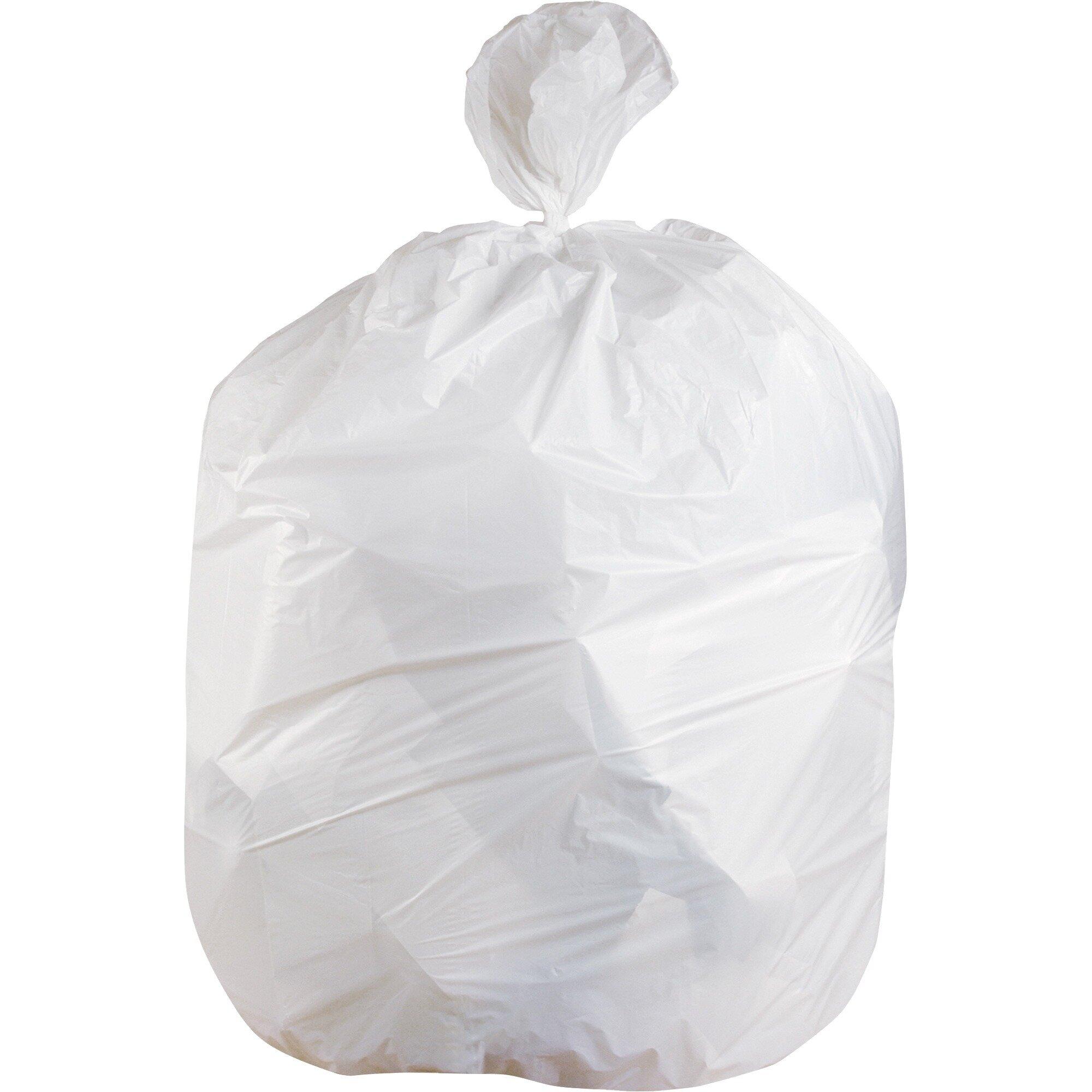 Hirsh Industries Linear Low Density 30 Gal Trash Bags 200 Count Wayfair