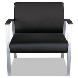 Iva High-Back Lounge Chair by Symple Stuff