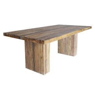 Union Rustic Wooden Garden Tables