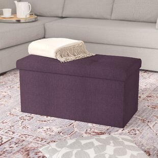 Benton Storage Ottoman by Turn on the Brights