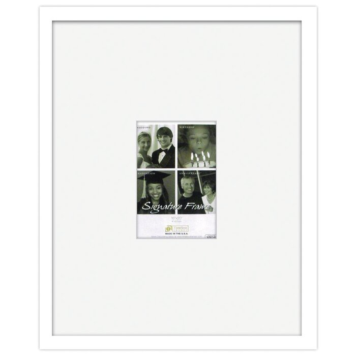 Charlton Home Signature Picture Frame & Reviews | Wayfair.ca