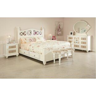 Najarian Furniture Paris Platform Bed