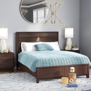 Cornwall Panel Bed
