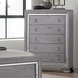 Martucci 5 Drawer Chest by House of Hampton®