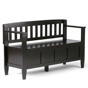 Best Brooklyn Wood Storage Bench
