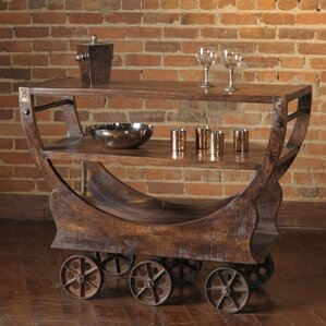 Mill Bar Cart by William Sheppee