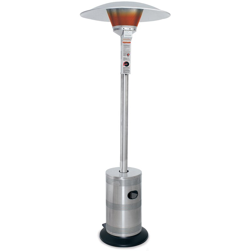 Endless Summer Commercial Outdoor 40 000 Btu Propane Patio Heater