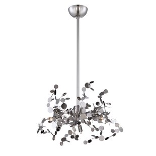 Eurofase Divo 3-Light Sputnik Chandelier