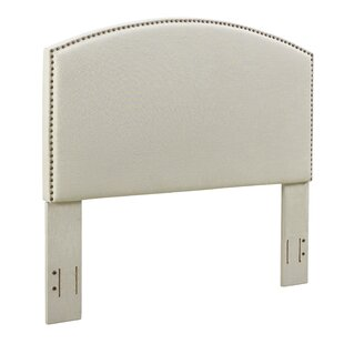 Where buy  Beneduce Curved Upholstered Panel Headboard by Alcott Hill