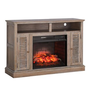 Contreras TV Stand for TVs up to 48 with Fireplace