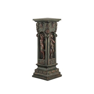 Affordable Fontaine des Innocents Pedestal Plant Stand By Design Toscano