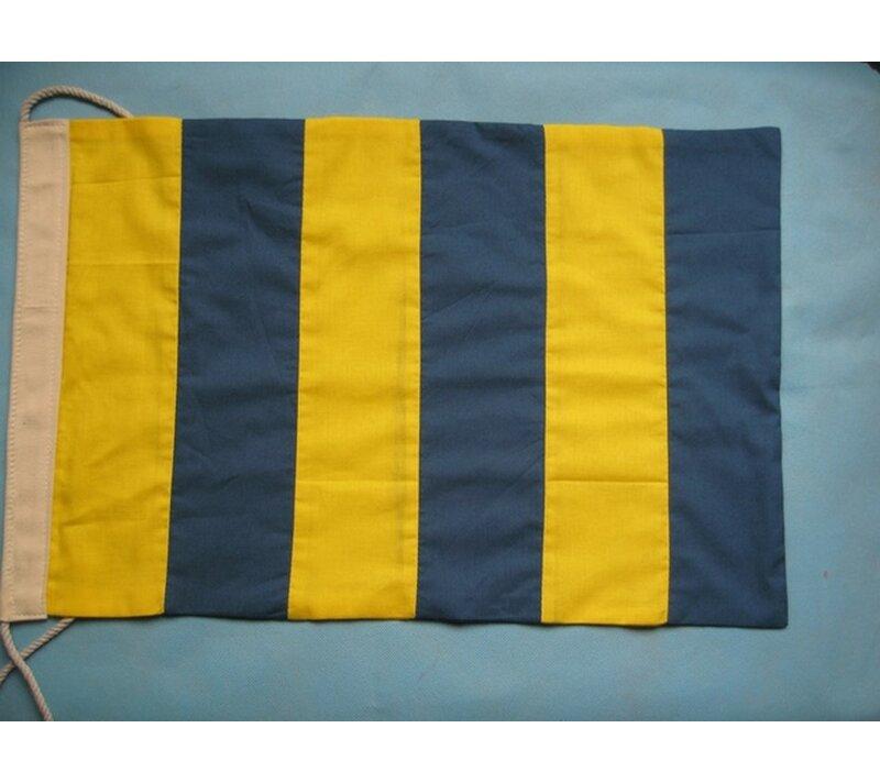 Handcrafted Nautical Decor Letter G Cloth Nautical Alphabet Flag ...