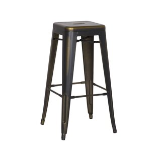 Margo Bar Stool (Set of 2) by 17 Stories