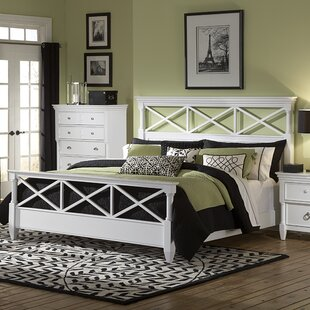 Compare prices McLelland Panel Bed by Darby Home Co Reviews (2019) & Buyer's Guide