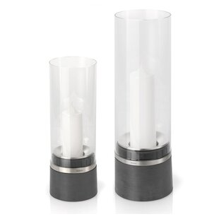 Blomus Glass Hurricane Tabletop torch