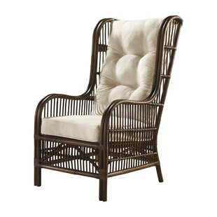 Bora Wingback Chair by Panama Jack Sunroom