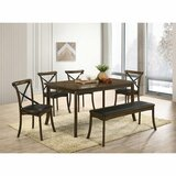 Torrence Placer Dining Table by Gracie Oaks
