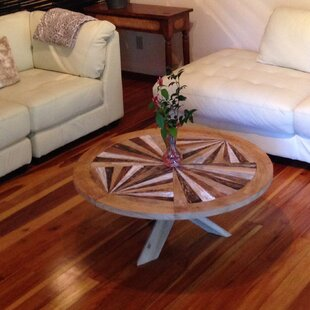 Chic Teak Recycled Teak Coffee Table