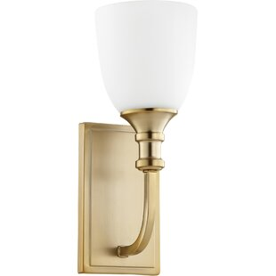 Falbo 1-Light Armed Sconce By Charlton Home Wall Lights