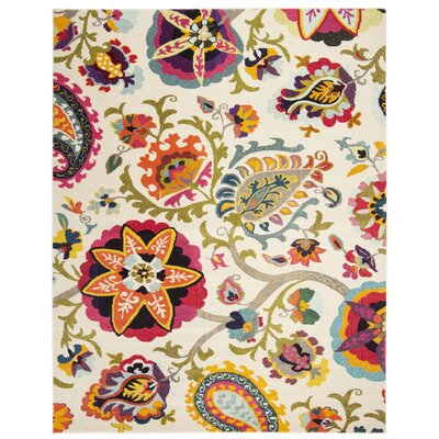 Bungalow Rose Rug Size Rectangle 8