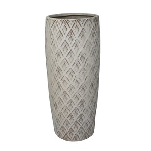 Carone Ceramic Weave Table Vase
