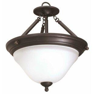 Monument Sonama™ 3-Light Bowl Pendant
