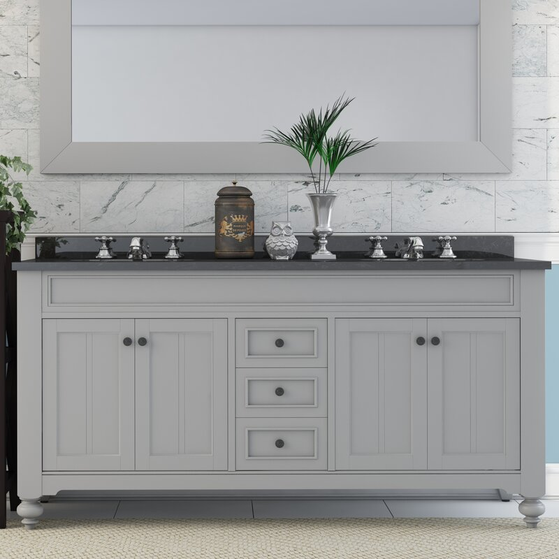 double bathroom vanity. Cabery 60  Double Bathroom Vanity Set Vanities You ll Love Wayfair