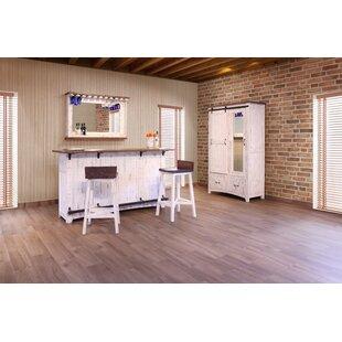 Artisan Home Furniture Wooden Bar Set