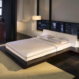 Modloft Worth Upholstered Platform Bed
