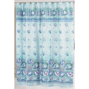 Oceanic Shower Curtain by Ben and Jonah